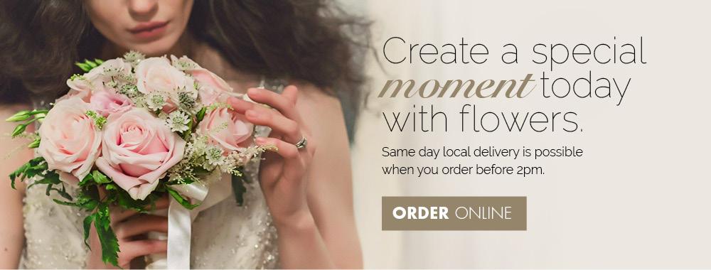 Same Day Flowers by Ongar Flower Studio, Dublin | Order online today
