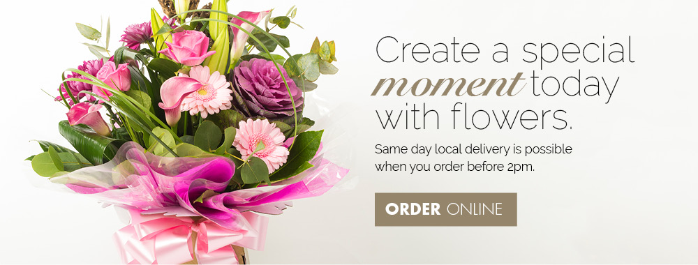 Ongar Flower Studio Dublin - Order Online or Call Today